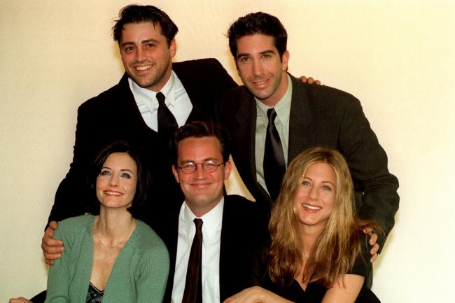 Friends Photocall