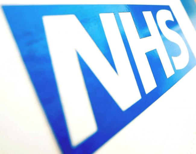 Embargoed to 1830 Tuesday July 02..File photo dated 06/11/10 of the NHS logo. Out-dated computer systems, a lack of investment, and a deficit of skills and awareness is putting NHS hospitals at risk of cyberattacks, researchers have warned. PRESS ASSOCIAT