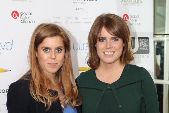 Eugenie sends birthday wishes to 'most wonderful' sister 'Beabea