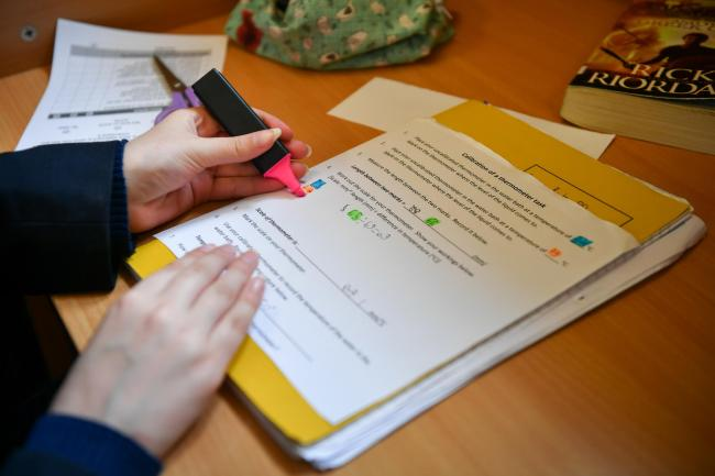Deaf children under-achieving in A-levels, charity warns   Andover