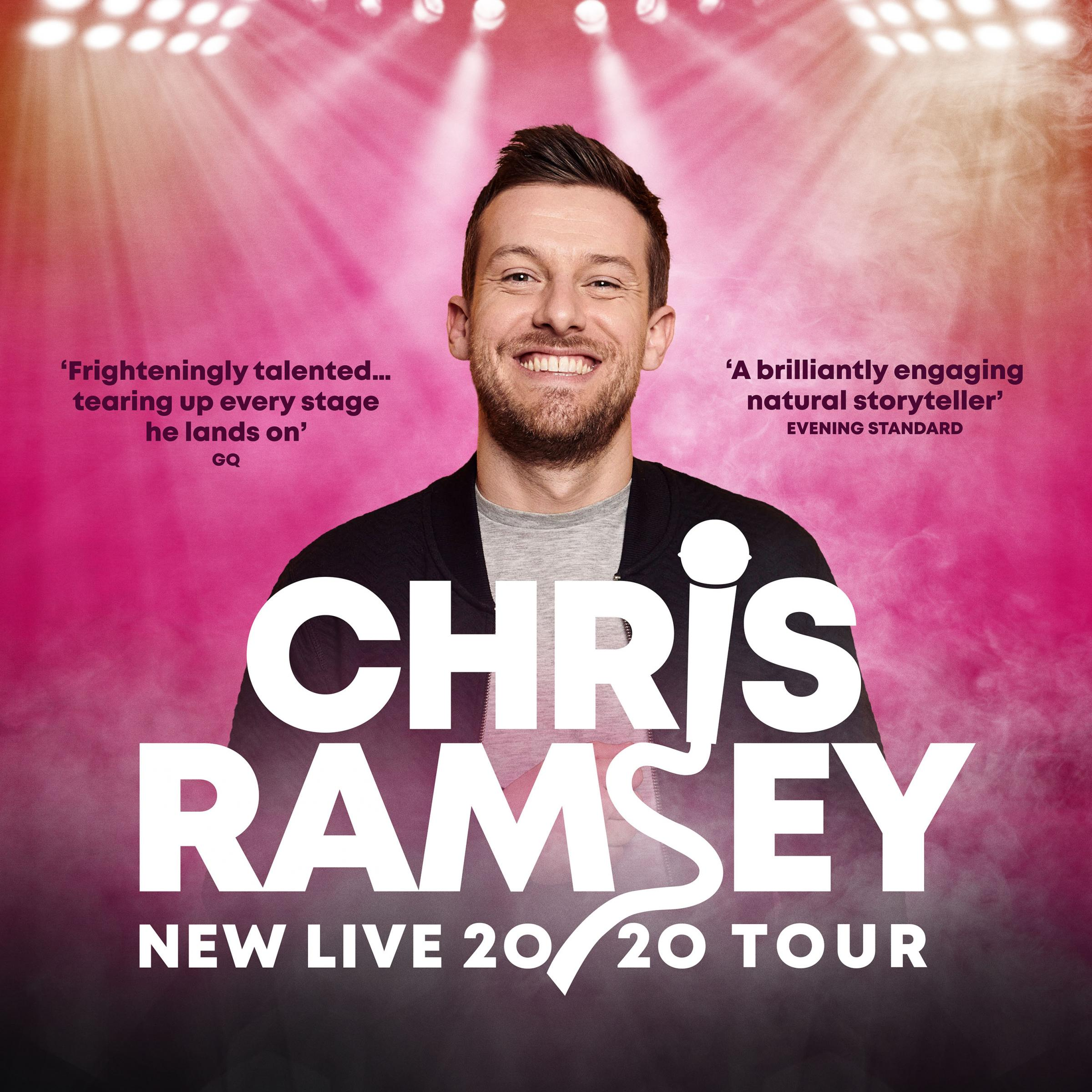 Chris Ramsay 20/20 The Brand New Stand-Up Tour