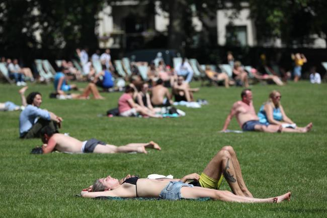 Bank Holiday weather: Andover set to bask in temperatures as high as 28C