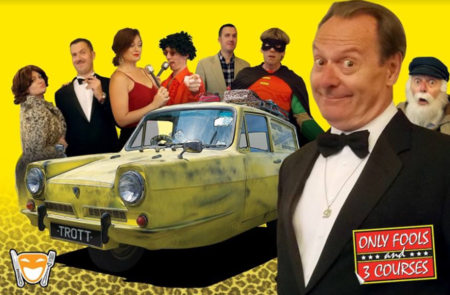 Only Fools and 3 Courses - Winchester Royal Hotel 18/10/2019