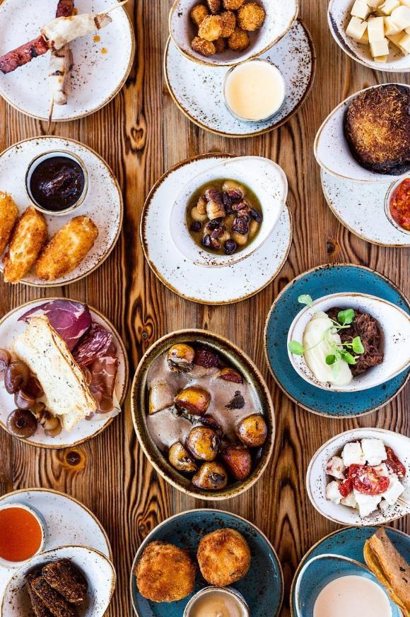 The Top 11 Restaurants Across Andover According To