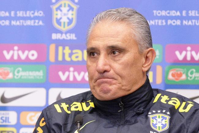 Brazil boss Tite is expected to make changes against Peru
