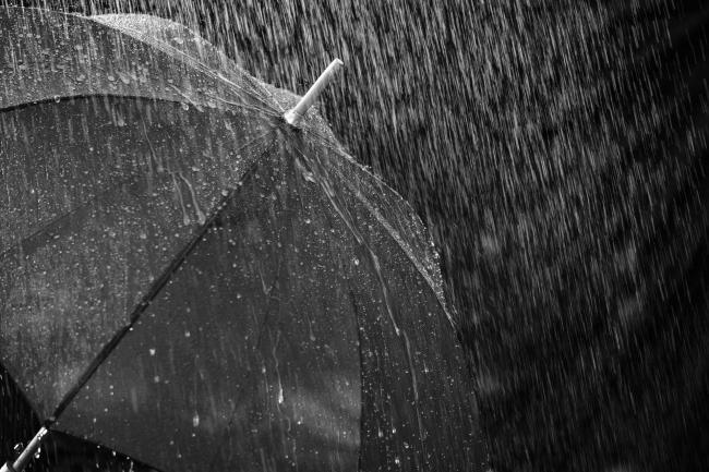 THE MET Office has issued a yellow weather warning for Andover today as rain and storms are set to batter the area.