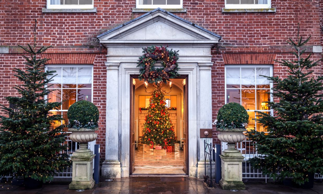 Four Seasons Hotel Hampshire Festive Fair