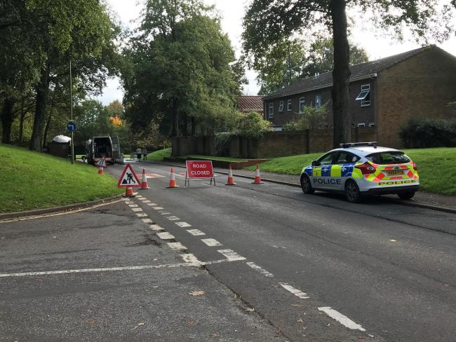 Man charged with drink driving after collision caused gas leak
