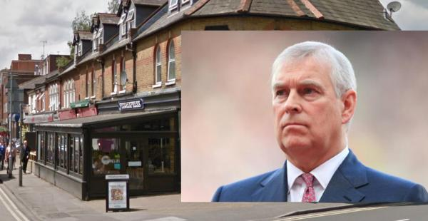 Prince Andrew Could Not Have Slept With Teenager Because He