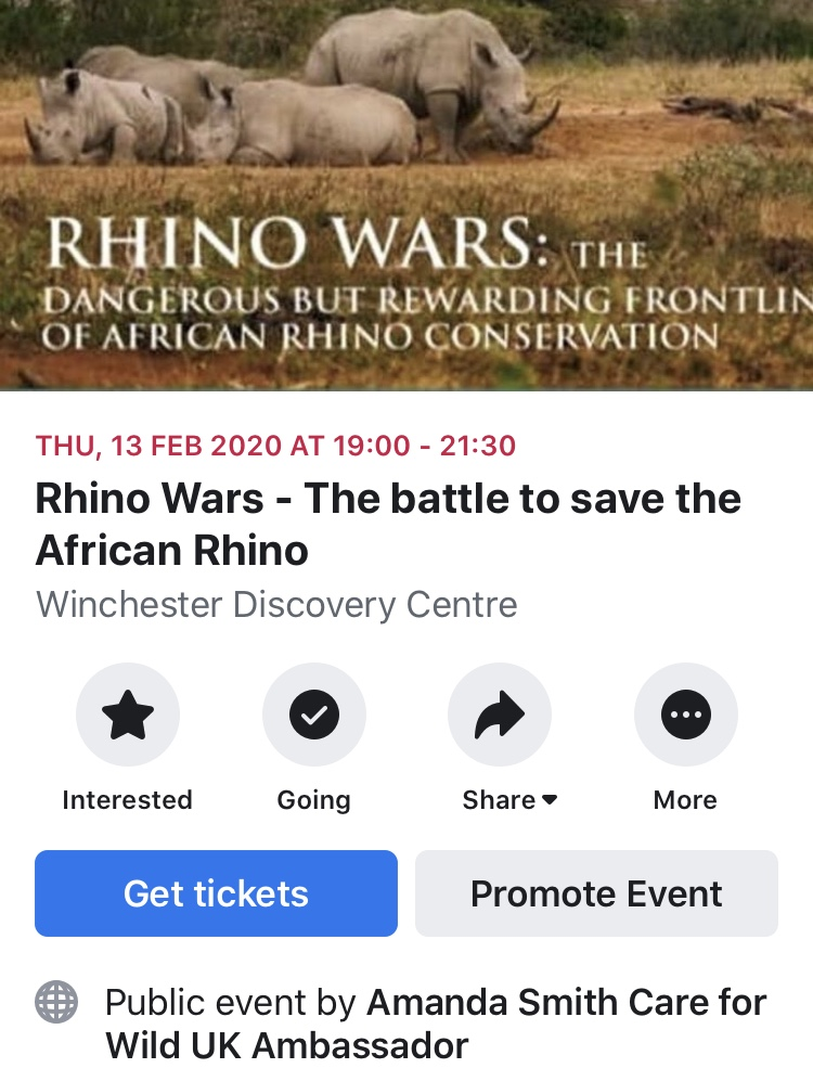 Rhino Wars - The fight to save the rhino
