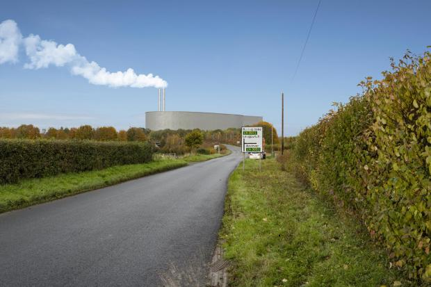 Image by bintheincinerator.com depicting the planned facility