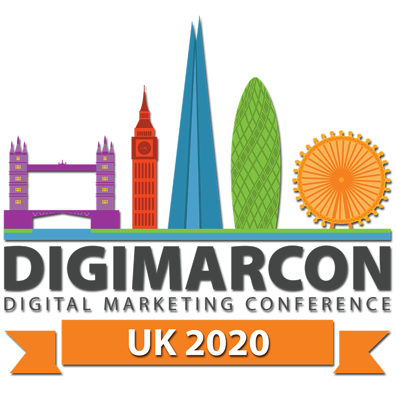 DigiMarCon UK 2020 - Digital Marketing Conference & Exhibition