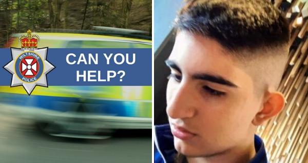 Police have issued an appeal after a 14-year-old boy went missing