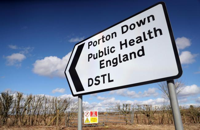 A new £5m centre will be built at Porton Down