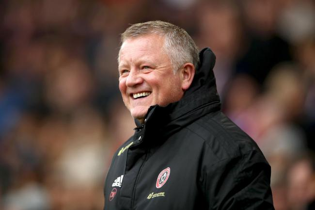 Chris Wilder was happy to come through a tough examination