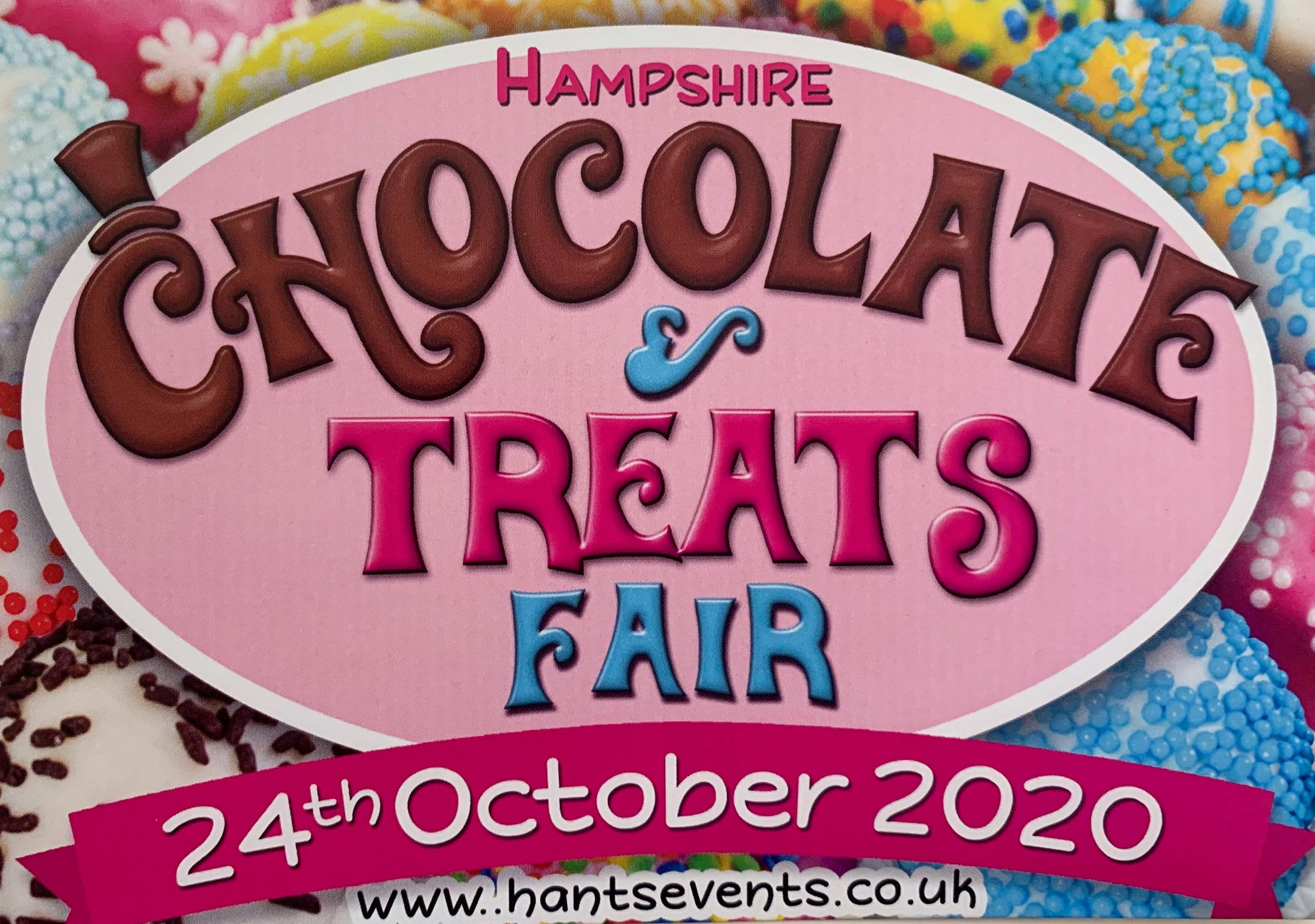 Chocolate and treat Fair- Hants Events