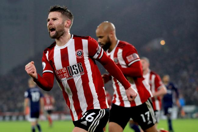 Oliver Norwood wants to finish his career at Sheffield United.