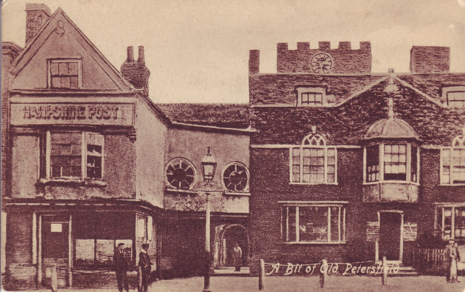 The History of Petersfield (Walk)