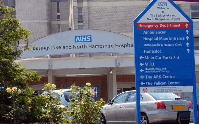 Hampshire Hospitals has announced that it is Covid free for the first time since lockdown