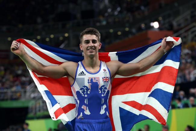 Max Whitlock won two gold medals at the Rio Games
