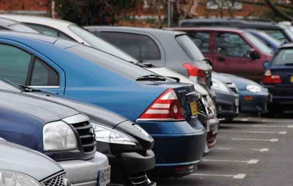 TVBC will be handing responsbility for parking charges and permits back to the county council