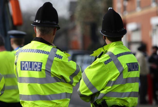 Police reported 'a number' of break-ins in the Stockbridge area in which tools were stolen overnight on Thursday