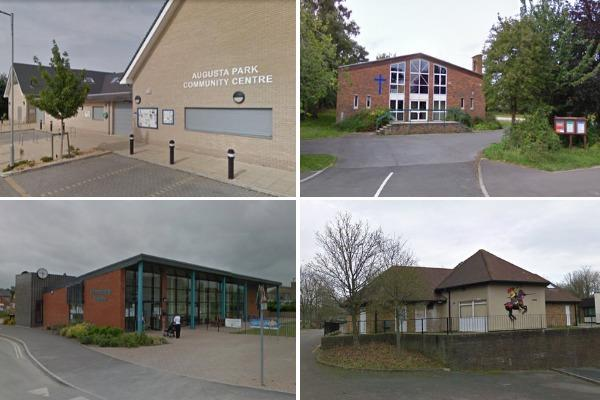 Community centres across Andover will be able to apply for the support