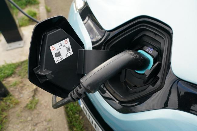 Electric cars clock up the mileage to show they are 'not just trophy vehicles'