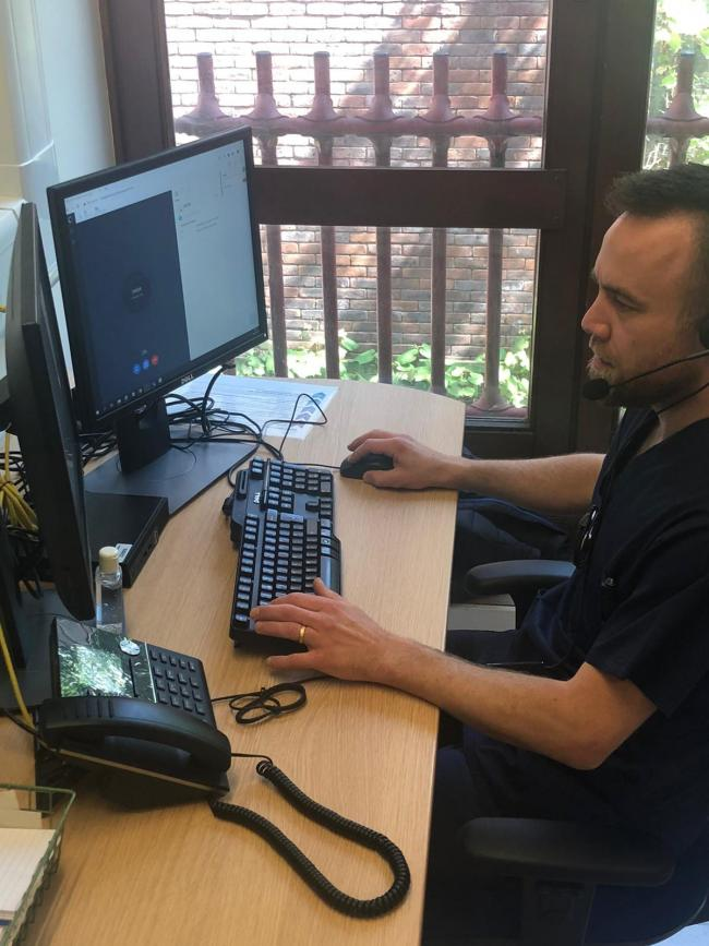 Hampshire Hospitals NHS Foundation Trust, who runs Andover War Memorial Hospital, has launched a telemedicine service