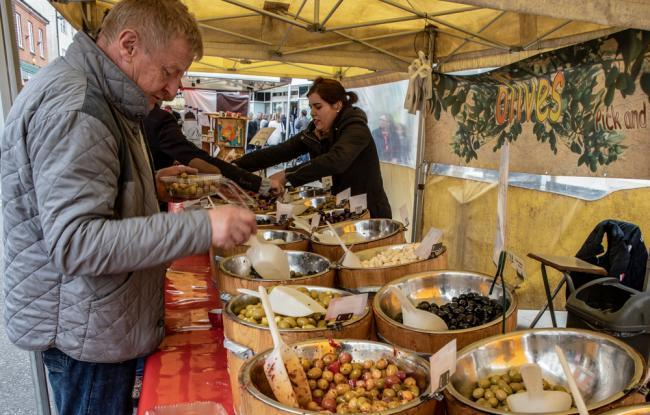 Touch of France coming to Andover with market
