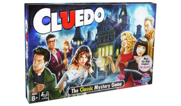 Andover Advertiser: Cluedo board game. Picture: Hasbro Gaming