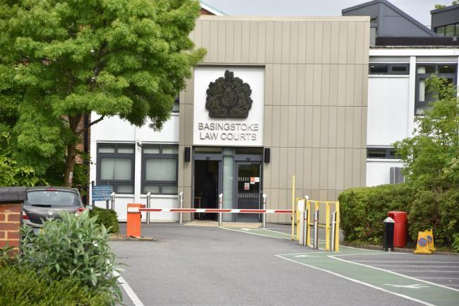 The latest cases from Basingstoke Magistrates Court.