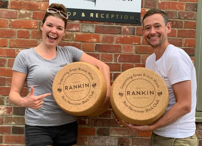Winery crowned Newcomer of the Year
