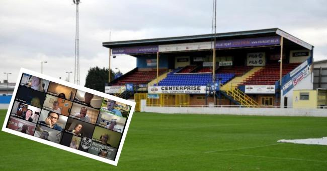 Cllr Bean said the council had no ambition to purchase a ground to replace the Camrose