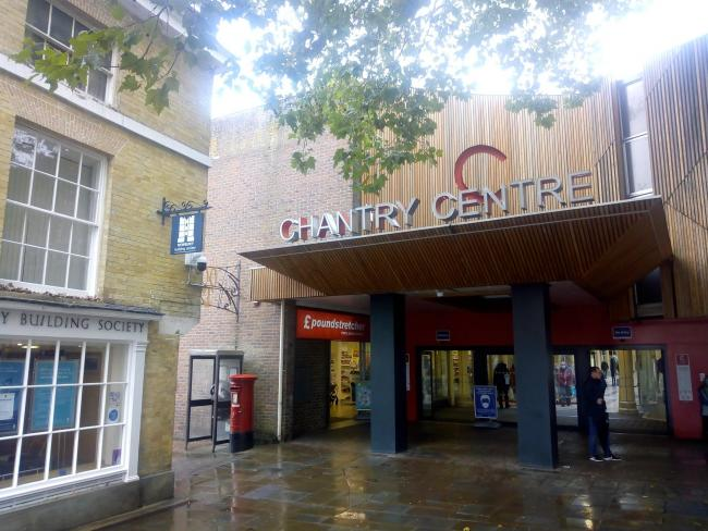 The Chantry Centre is on borrowed time