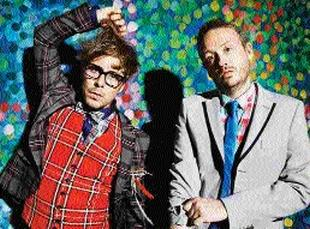 Andover Advertiser: GOING DOWN: Basement Jaxx