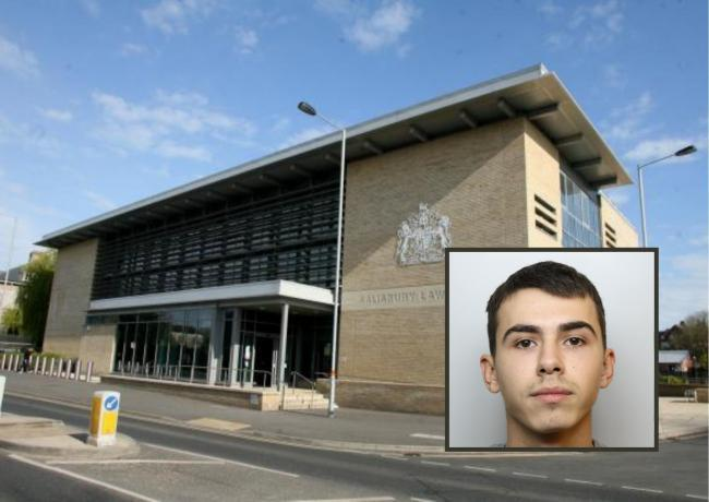 Robert Papa was sentenced to 30 months imprisonment at Salisbury Crown Court