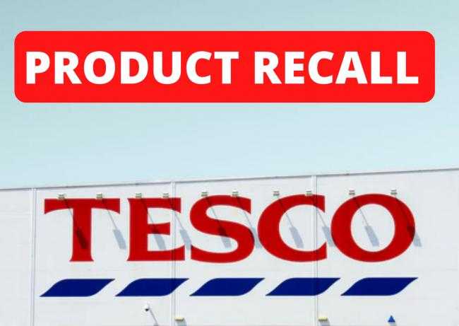 Tesco urgently recalls this item after contamination with Listeria