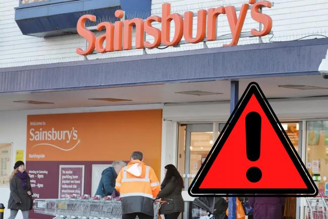 Urgent recall this Veganuary after metal found in Sainsbury's plant-based food