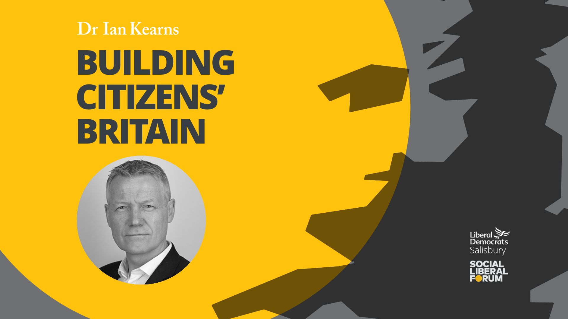 Building Citizens' Britain with Dr Ian Kearns