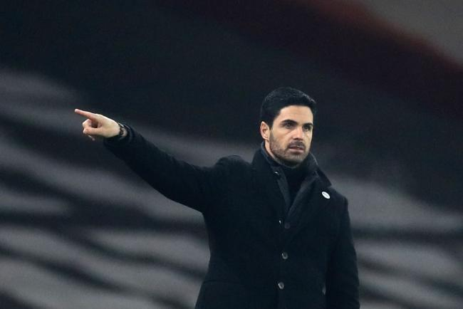 Arsenal boss Mikel Arteta is the youngest manager in the Premier League (Adam Davy/PA)