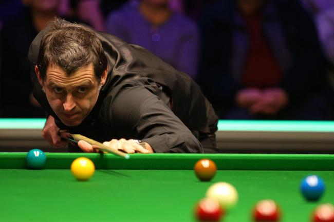 Ronnie O'Sullivan rallied to sink Ding Junhui at the Masters
