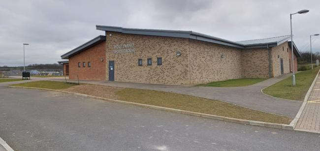Picket Twenty Sports Centre will become a rapid testing centre. Credit: Street View