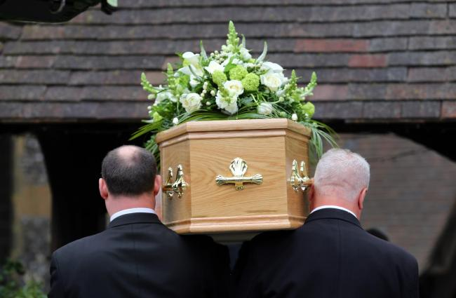 Limit on mourners at funerals to be lifted this month, Government announces