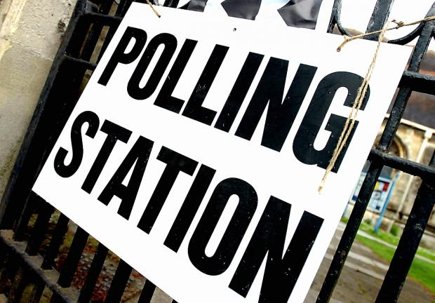 County council elections: May 2
