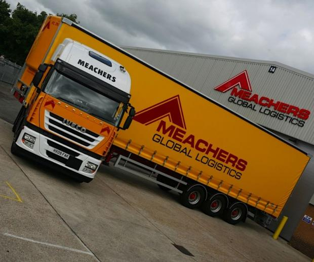 French deal for logistics firm