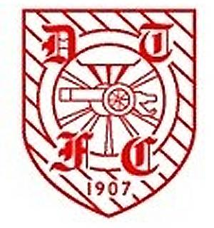Football Team Logo for Didcot Town