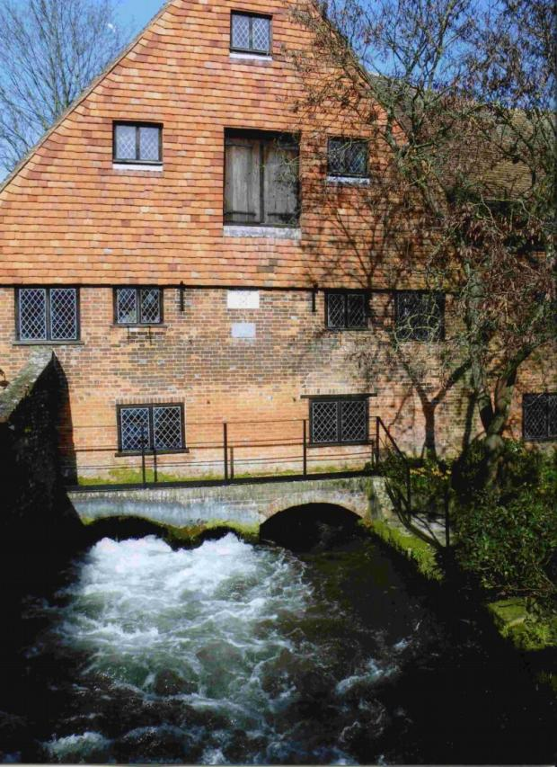 Winchester City Mill produced 40 tonnes of flour last year and attracted more than 40,000 visitors