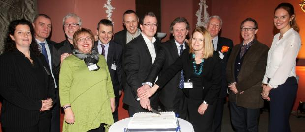 The launch of the tenth anniversary awards last year