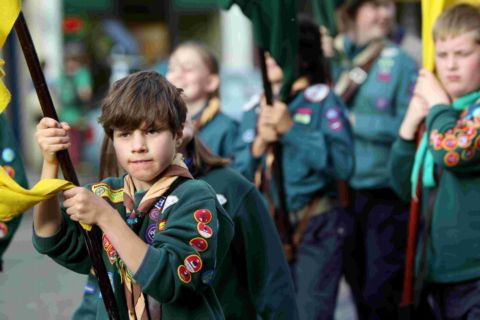 Winchester Scouts to host special fundraiser for new hut
